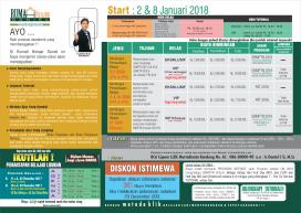 brosur SMA sem-2 2017-2018 dalam