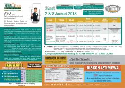 brosur SMP sem-2 2017-2018 dalam